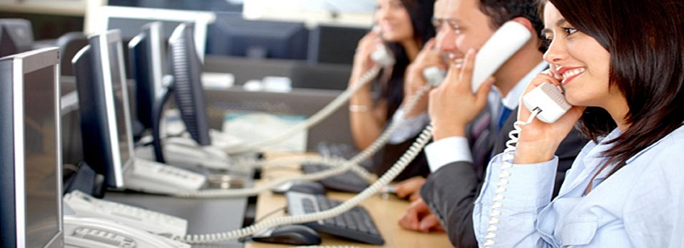 HIGH QUALITY, HIGH YIELD TELEMARKETING PROGRAMS