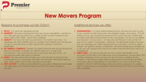 PCS New Movers Product Sheet